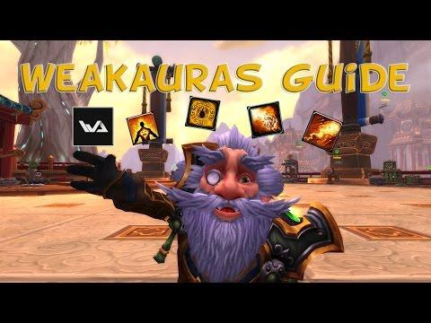 Wow 7 0 3 Gw2 Ui und Weakauras Vorstellung für Legion! by