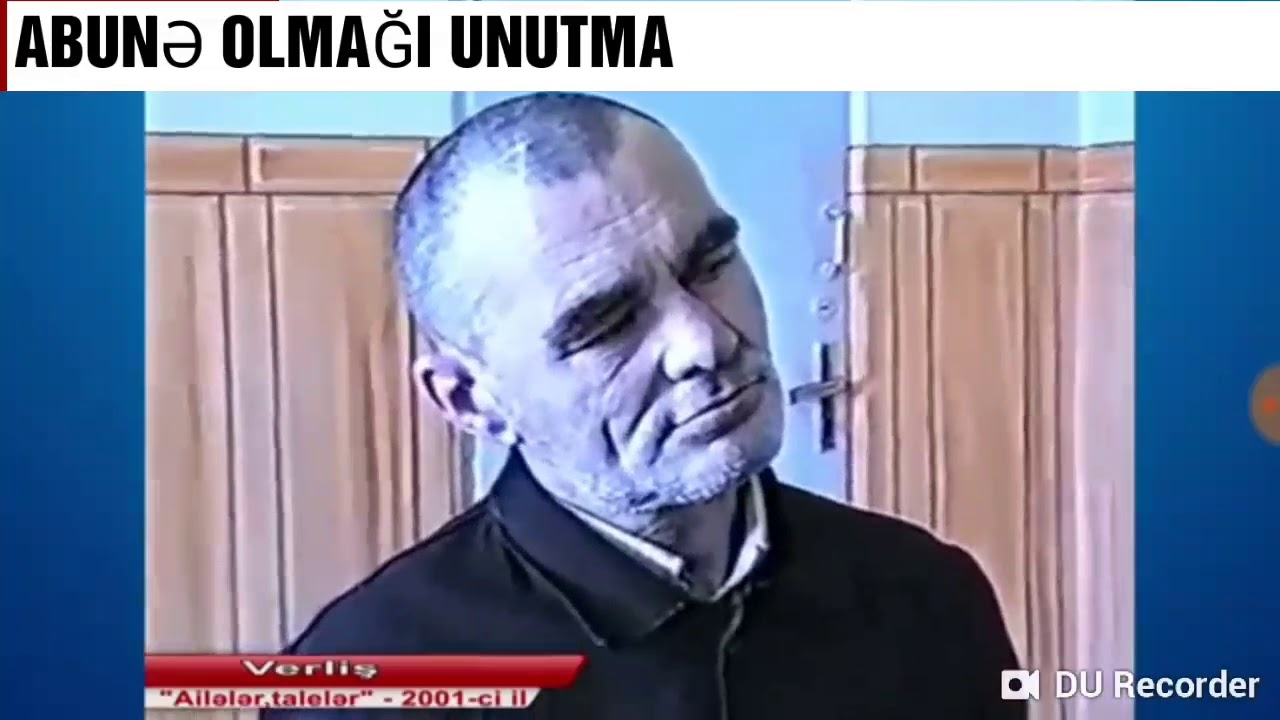 18 + DEHSETLI CINAYET--AZERBAYCANDA ADAM ETI YEYENIN ETIRAFLARI.  ABUNE OLMAQI UNUTMA