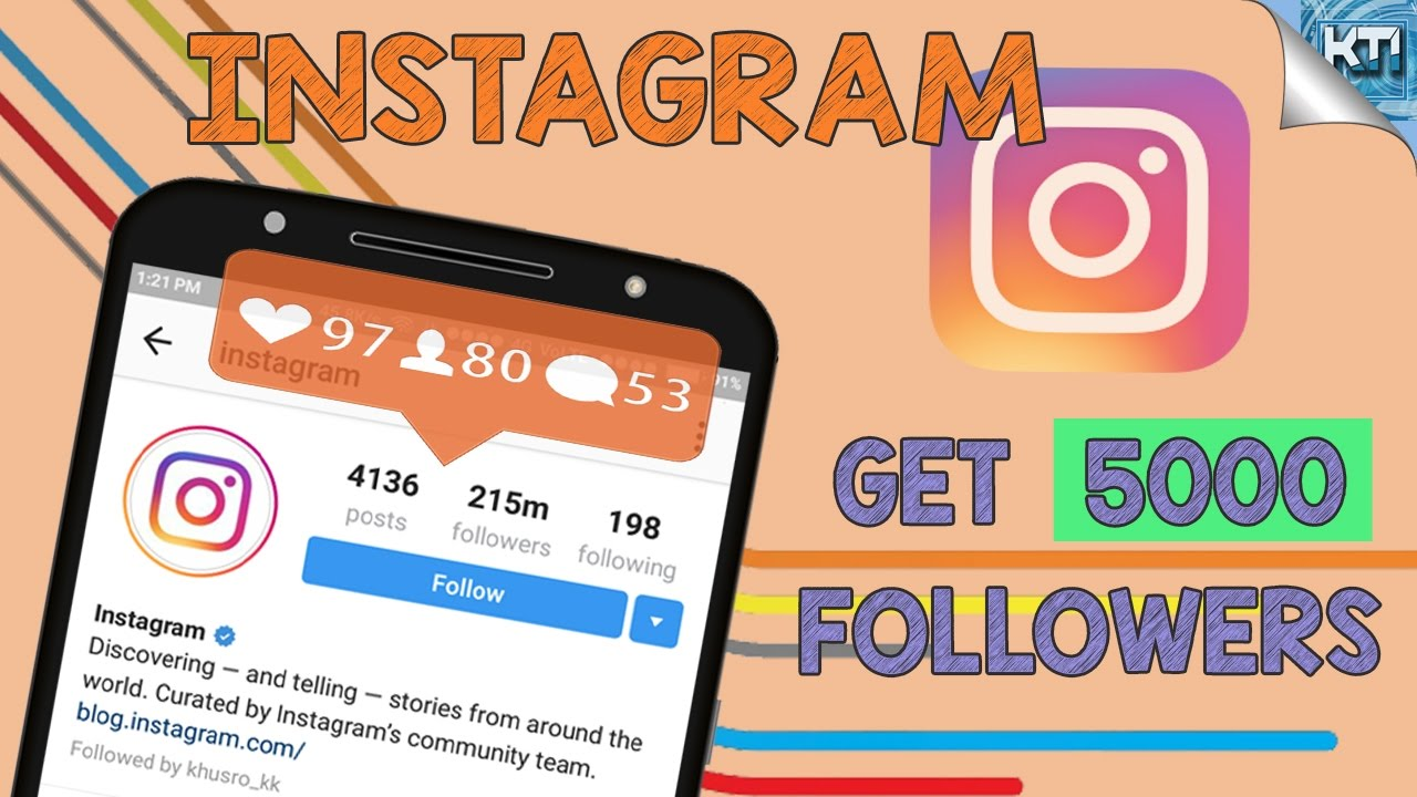 How to Get Unlimited Instagram Followers | Get 5000 followers Instantly