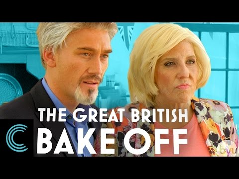 The Great British Bake Off: Tarts