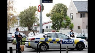 ATTACK ON CHRISTCHURCH: Dozens killed in mosque shootings