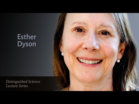 Esther Dyson — The Future of Human Health & Longevity