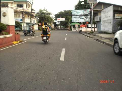 ILoilo to Catiklan route passing Kalibo