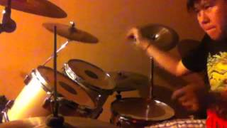 PSY - Gangnam Style (Thai drummer)  Drum Cover