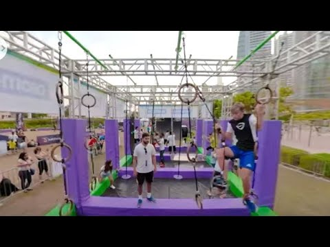360 | Immerse yourself in Dubai Fitness Challenge 2018