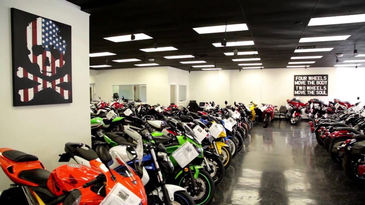 The Cycle Exchange Largest Pre Owned Powersports And Motorcycle