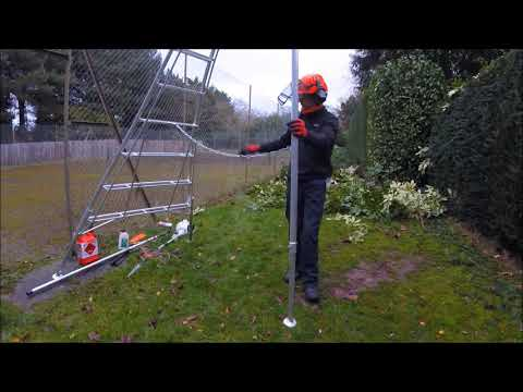 HENCHMAN 12ft TRIPOD LADDER REVIEW - YouTube