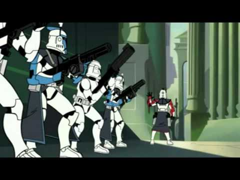 ARC Troopers First Mission