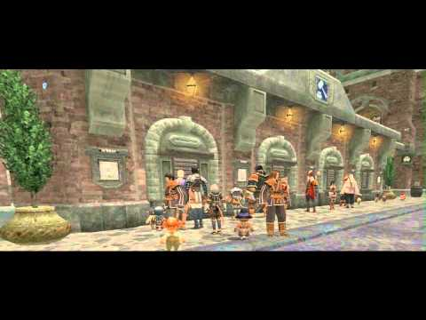 FFXI -Online-: 033 - The Grand Duchy of Jeuno (2 Loops)