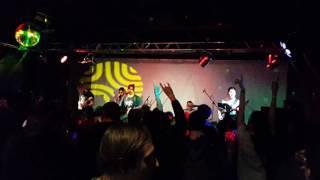 Смотреть видео NATRY - Пока Девочки Режут Руки (live in АфишА, 09.12.2016) онлайн