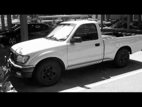 2003 Tacoma Mild Engine And Suspension Mods Youtube