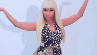 NICKI MINAJ COLLECTION CLOTHING LINE PHOTOSHOOT VIDEO VLOG