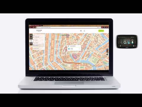 TomTom GO: Using TomTom MyDrive from YouTube · Duration:  3 minutes 56 seconds