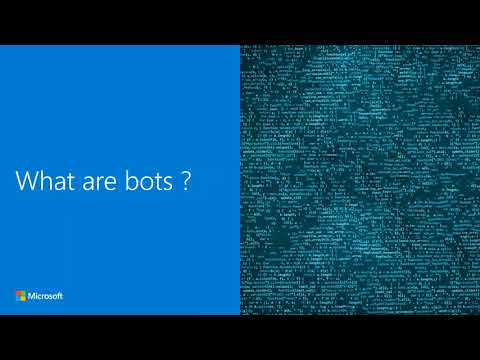 Bots - the Next UI Revolution - Introduction