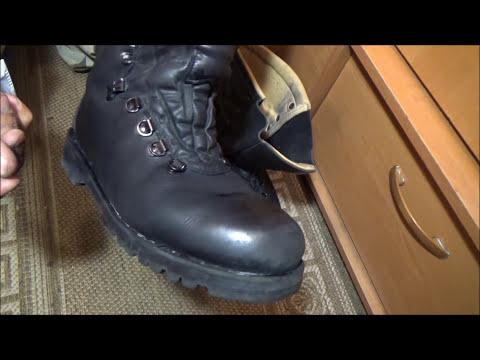 Секрет защиты обуви от влаги!