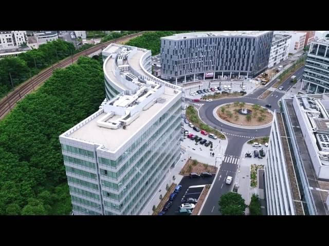Green Valley - Un immeuble de bureaux nouvelle génération