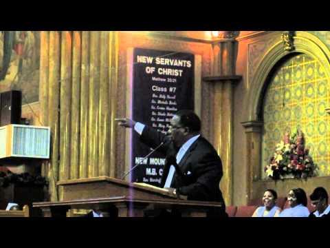 Praise Service at New Mount Pilgrim Missionary Baptist Church