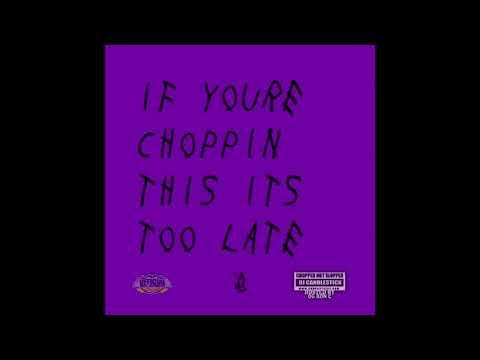 Jungle  Drake ChopNotSlop Remix