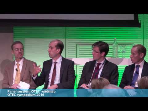 Panel session: OTEC roadmap @ OTEC symposium 2016