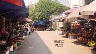 [Vlog] 하노이 브…