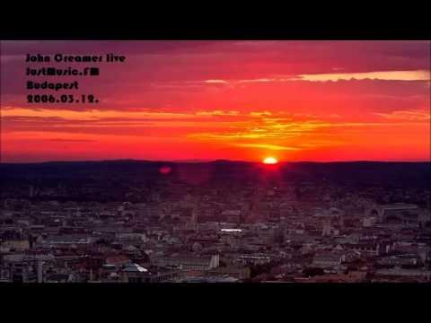 John Creamer live @ JustMusic FM 2006.03.12.