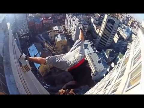 Death-Defying Parkour Stunts Will Have You On Edge