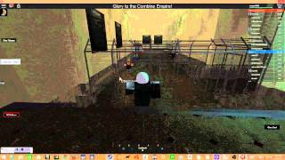 ROBLOX city 17 Roleplay pt 1