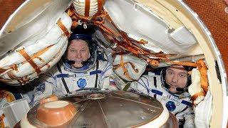 Thomas Pesquet & Oleg Novitski, découvrez leur retour sur terre
