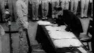 Surrender of Japan news report  1945