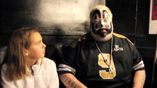 Kids Interview Bands - Insane Clown Posse