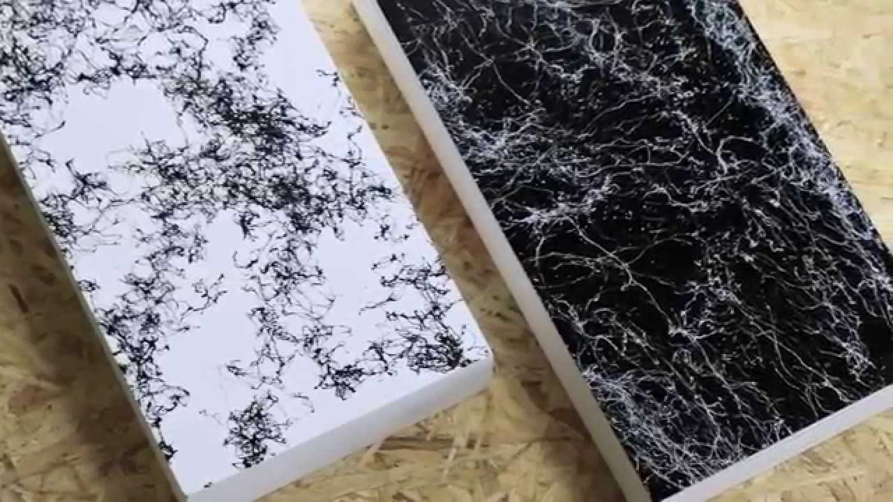 Montana Marble Effect Spray Paint - YouTube