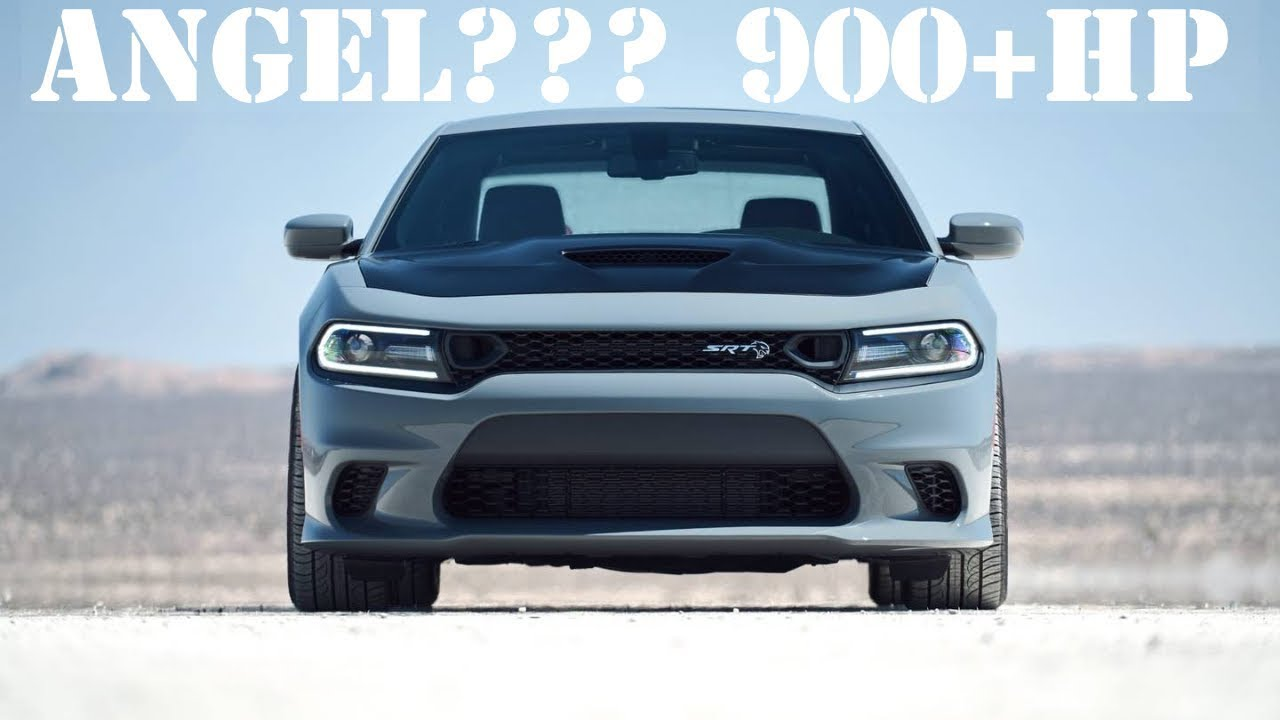 dodge charger angel hp  powerful car  youtube
