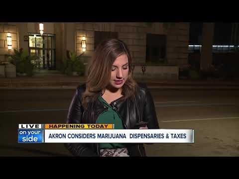 Medical marijuana in Akron?