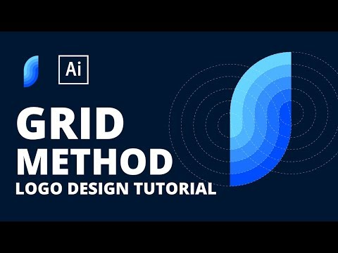 Logo Design illustrator tutorial - How to Make S Letter Logo thumbnail