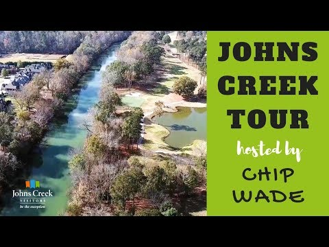 Visit Johns Creek, Georgia - Leave Ordinary Behind Hosted by Chip Wade