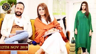 Good Morning Pakistan - Benita David & Ali Asghar - Top Pakistani show