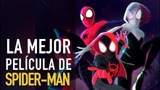 Spider-Man Into the Spider-Verse l La mejor película de Spider-Man