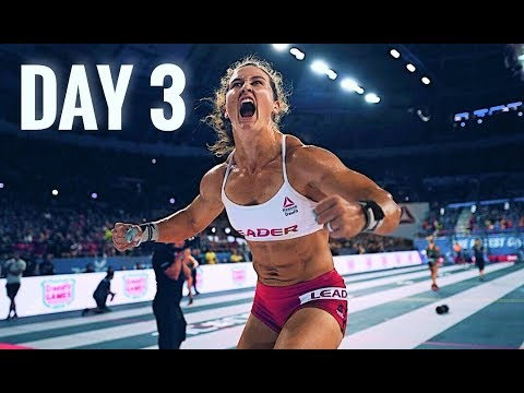 The Crossfit Games 2019 Day 3 Youtube
