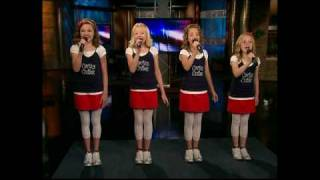 Cactus Cuties Sing Star Spangled Banner - Fourth of July