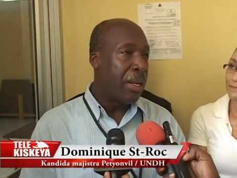 Image result for Dominique St Roc haiti