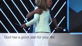 God has a good plan for your life!