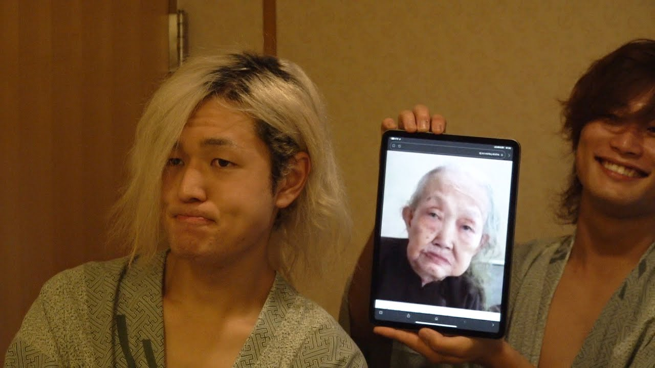 63年間髪を洗っていない、ベトナム人女性と西尾が酷似していました!