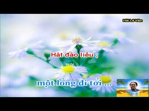 Karaoke Hát Chèo _ Phòng Chống Giặc NCOV _ SL ; Trương Quốc Khánh ( Điệu đào liễu )