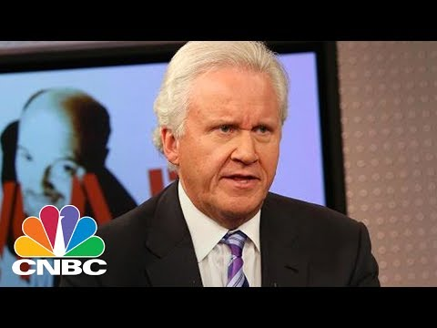 GE's Jeff Immelt Stepping Down As CEO | CNBC