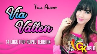 Top Hits -  Via Vallen Full Lagu Pop Versi Dangdut Koplo
