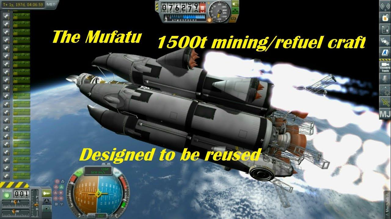 Steam Community :: Video :: KSP, The Biggest Refueling