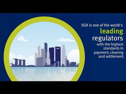 SGX The Asian Gateway