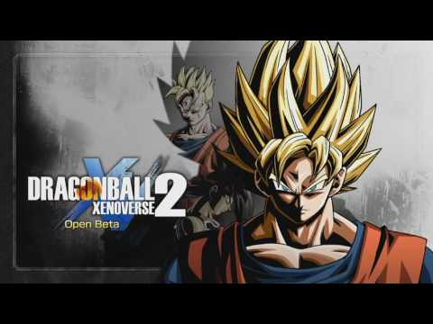 Dragon Ball Xenoverse 2 OST Character Creation Theme *EXTENDED*