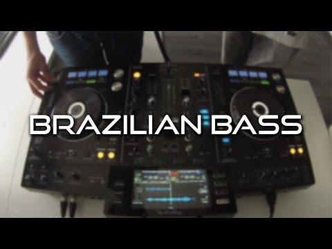 Brazilian Bass Mix | Pioneer XDJ-RX | 2017