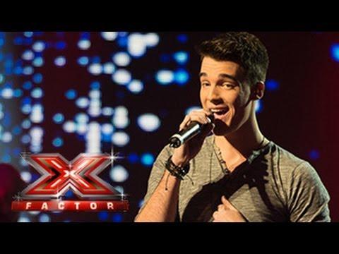 Aleksa Perovic (Bailamos - Enrique Iglesias) - X Factor Adria - LIVE 4